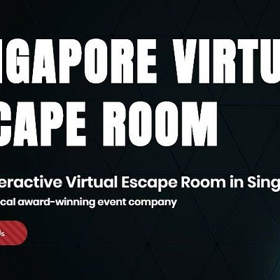 Singapore virtual escape room