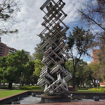 Foto de la Plaza Colombia