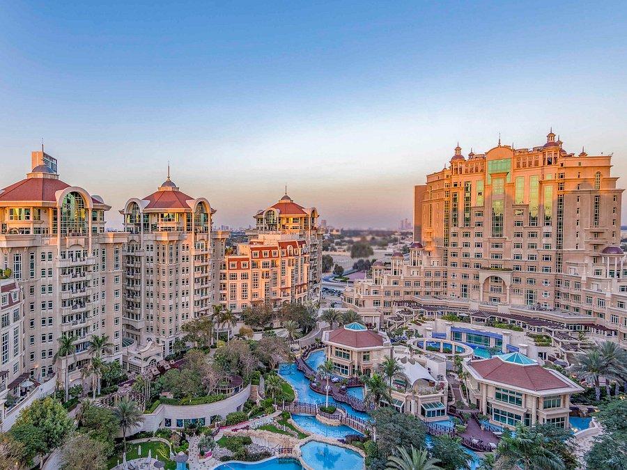 SWISSOTEL AL MUROOJ DUBAI 5* (Дубай) - отзывы, фото и сравнение цен -  Tripadvisor