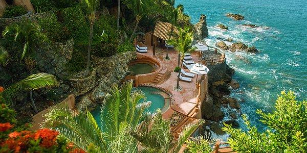 LA CASA QUE CANTA desde $6,125 (Zihuatanejo, México) - opiniones y  comentarios - hotel - Tripadvisor