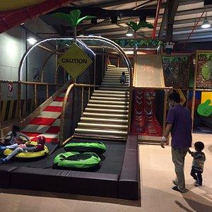 Dino Gym Playground The Top Penang✨