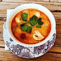 Tom khar soup