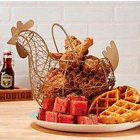 Chicken'N'Watermelon'N'Waffle