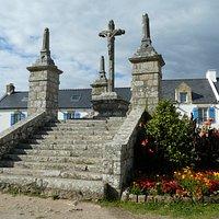 Typique calvaire breton