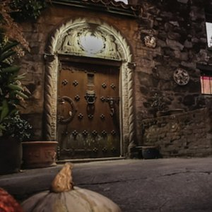 Fall at the Albion Castle