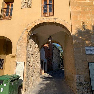 Puerta de Almazán