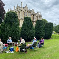 Picnics at The Hall's Open Gardens