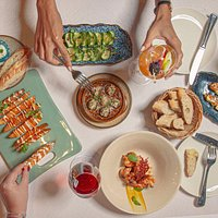 Tapas is a dinning experience to be shared with friends and loved ones.