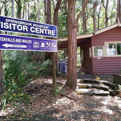 Springbrook Visitor Centre