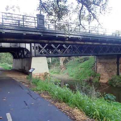 Adelaide Road Bridge