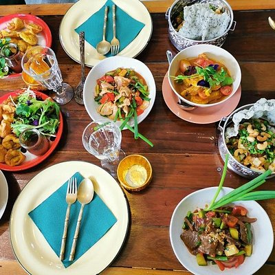 Essential Thai for Beginners. One of our most popular classes for keen cooks.