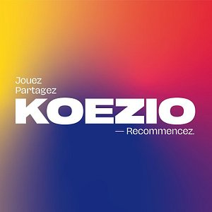 Koezio, play, share, repeat.  #kozio  #play  #share  #repeat #parc #indood #experience #social #fun #collaborative #friend #family #work #colleague