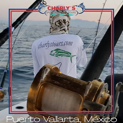 See you soon! Charly's Sport fishing and Tours. Puerto Vallarta, México.