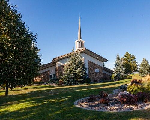 The Church of Jesus Christ of Latter-day Saints, Bismarck, North Dakota Meeting House Exterior