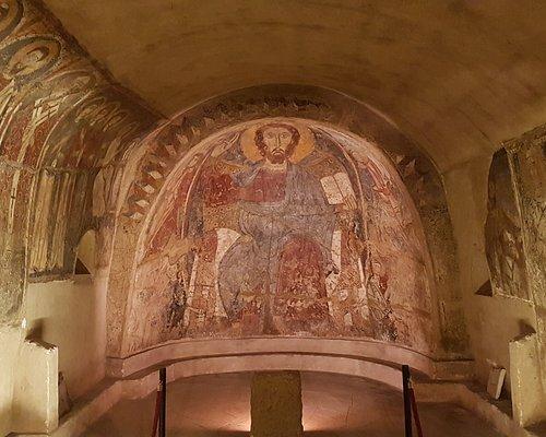 Cripta di san Vito Vecchio.