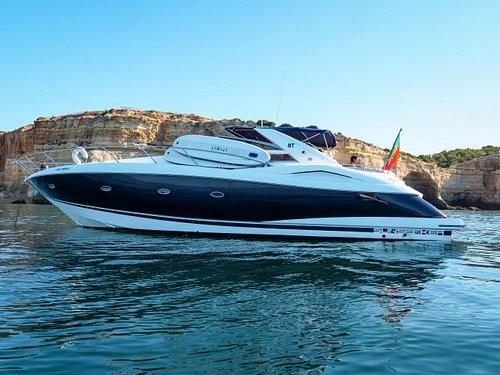 Sunseeker Portofino 53 feet charter boat