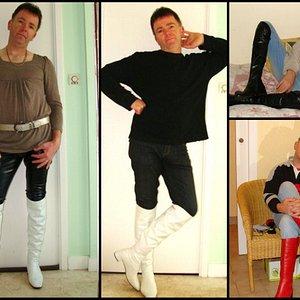 Je porte moi-même toutes les bottes en vente en BOUTIQUE BOENBOTTE ainsi je peut vous conseillez sur l'état et l'usage qu'on peut en faire, que de mieux pour être conseillé ..