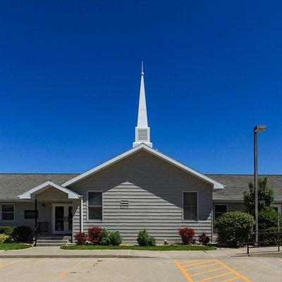 The Church of Jesus Christ of Latter-day Saints Gordon Nebraska Meeting House.