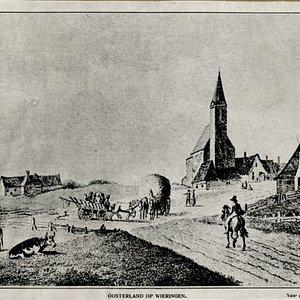 Kerk Oosterland, 18e eeuw