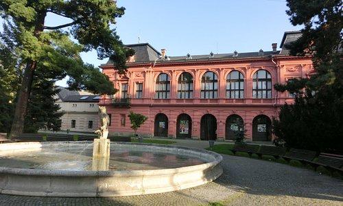 Vlastivědné muzeum v Šumperku.....