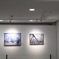 Another corner of the exhibit