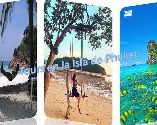 All Tours Egypt te ofrece Tours en la Isla de Phuket para disfrutar de los mejores Viajes a Tailandia, paquetes de Viajes Tailandia, excursiones, y más para los viajes independientes y de grupo. En Tours en la Isla de Phuket puedes explorar la isla de Phuket y puedes hacer excursiones muy maravillosas en Phuket. No hay ningún país en el mundo cuenta con una historia más larga que Tailandia. Disfrutas de pasar espléndidos momentos en Tours en la Isla de Phuket con All Tours Egypt.