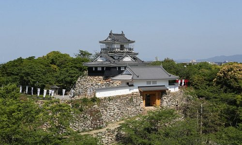 浜松城と周辺 / Hamamatsu Castle and its surroundings