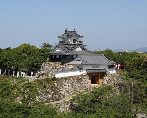 浜松城と周辺 / Hamamatsu Castle and its surroundings