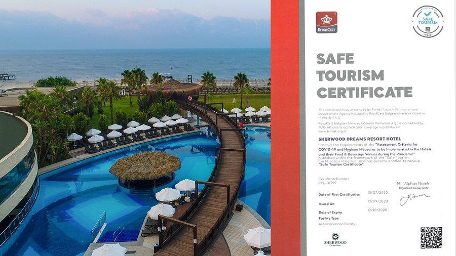 Sherwood Dreams Resort Prices Resort All Inclusive Reviews Bogazkent Turkey Tripadvisor