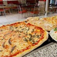 Le pizze di Cesare