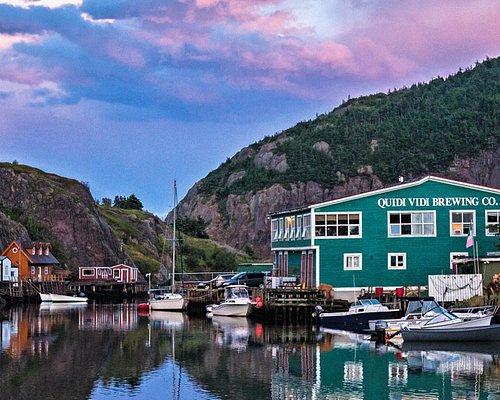 Quidi Vidi Brewery, St. John's Newfoundland