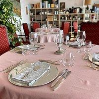 St. George restaurant: la Mise en place