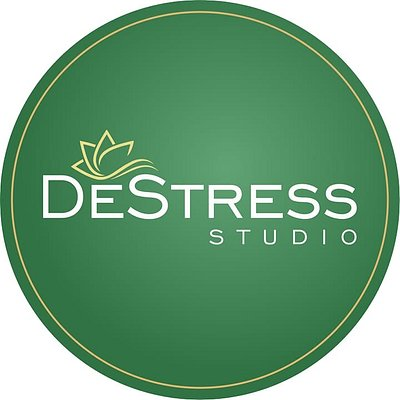 Destress Studio offers massages and energy treatments.