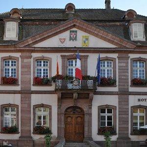 Hôtel de Ville de Ribeauvillé