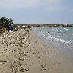 Kotsinas Beach - Lemnos, Greece