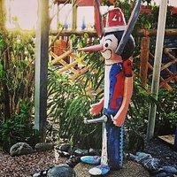 Pinocchio biricchino