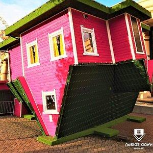 Upside Down House Trafford