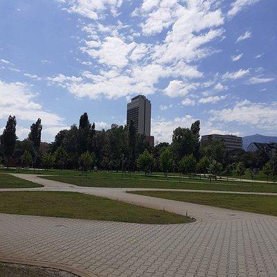 Vuzrajdane Park