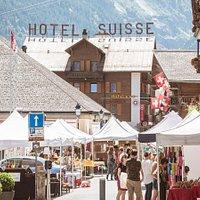 Office du tourisme de Champéry (canton du Valais - Suisse)
