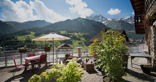 Office du tourisme à Val d'Illiez (canton du Valais - Suisse)