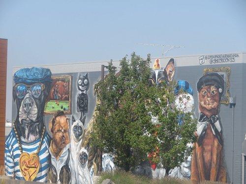 Reno Art Town Murals