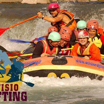 Avisio Rafting Cavalese - Lago di Tesero