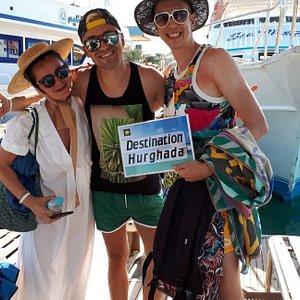 Private Boat Trip in Hurghada