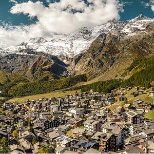 Saastal Tourismus à Saas-Fee (canton du Valais - Suisse)