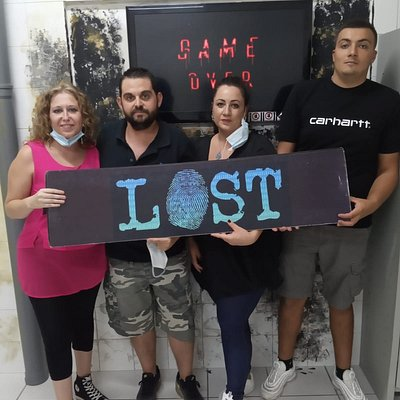 Lost - Escape Room
