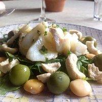 L'Oste è anche baccaleria. Vieni a scoprire i nostri piatti. Viale San Modestino 27C, Mercogliano (Av).