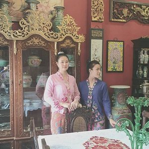In the mood for Peranakan Chinese culture...