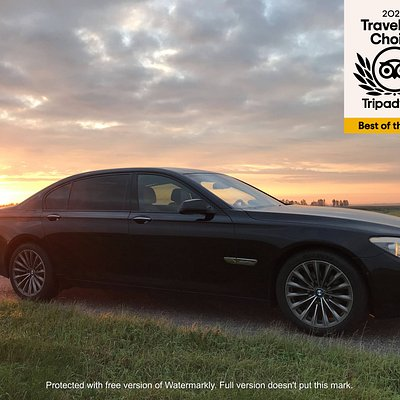 BMW 750 Ld for Premium class