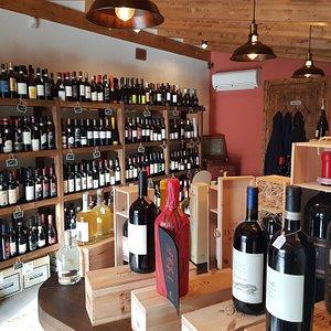oltre 350 vini