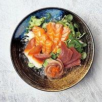 Yakitori1 sashimi special